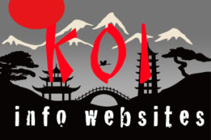 Koi info websites